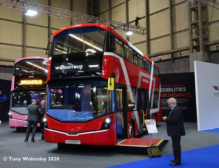 FC Double-Decker bus